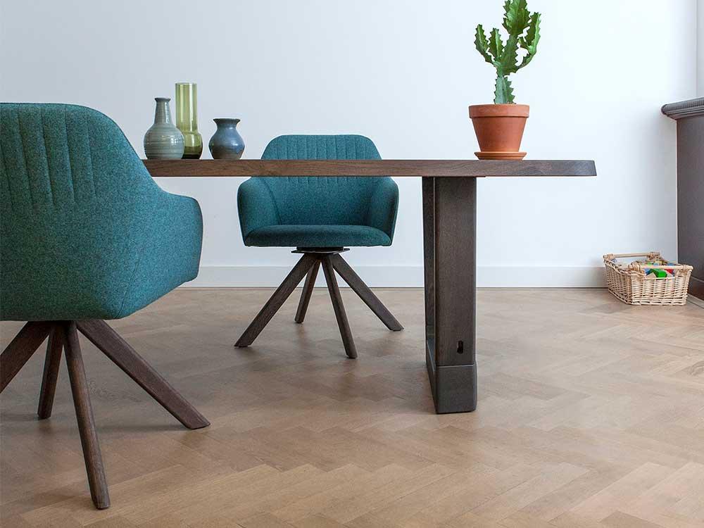 Arco-Ease-eetkamerstoel-stof-blauw-1