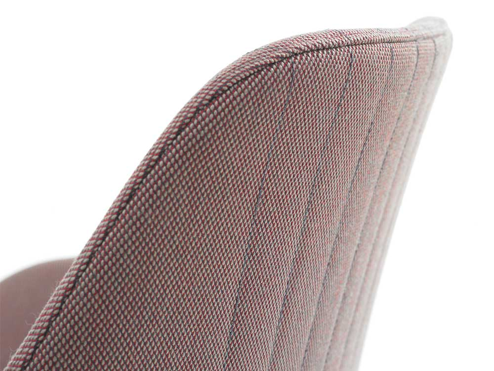 Arco-Ease-eetkamerstoel-stof-roze-4