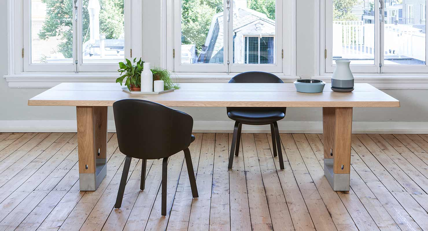 beek design eettafels salontafels cilo interieur