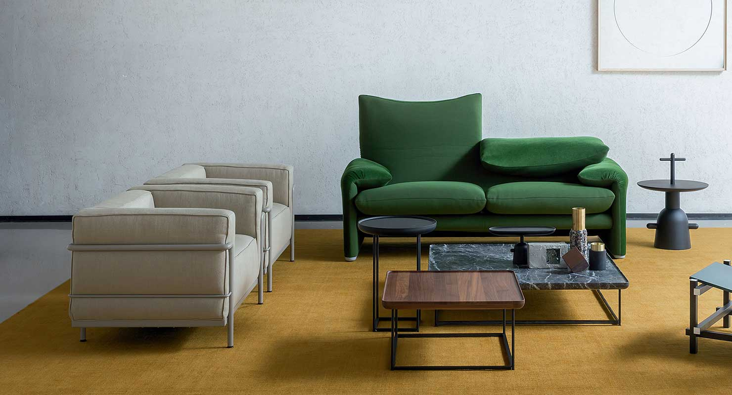 Cassina Design - Complete Collectie - CILO Interieur