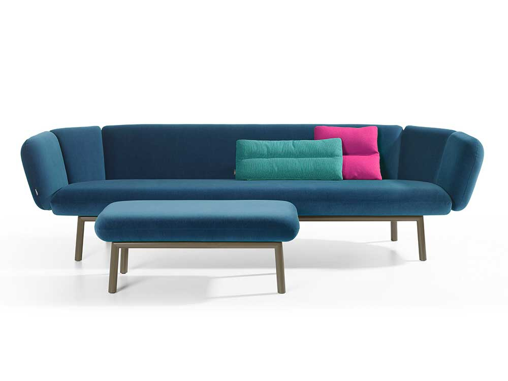 Artifort-Bras-bank-stof-blauw-1