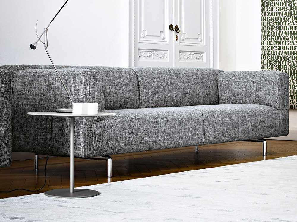 Rode Leren Design Bank.Cassina Design Complete Collectie Cilo Interieur