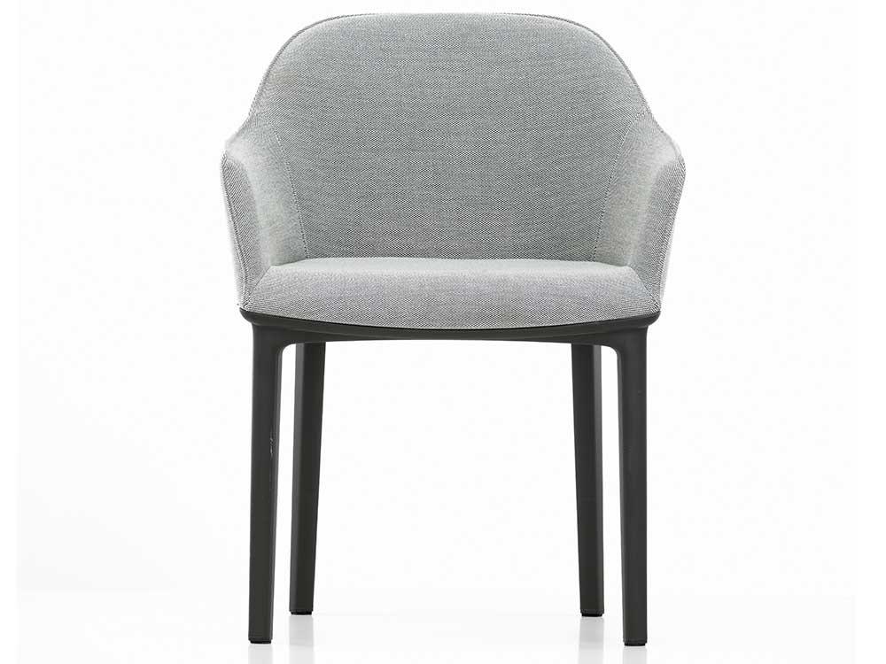 Vitra-Softshell-Chair-eetkamerstoel-grijs-stof-4