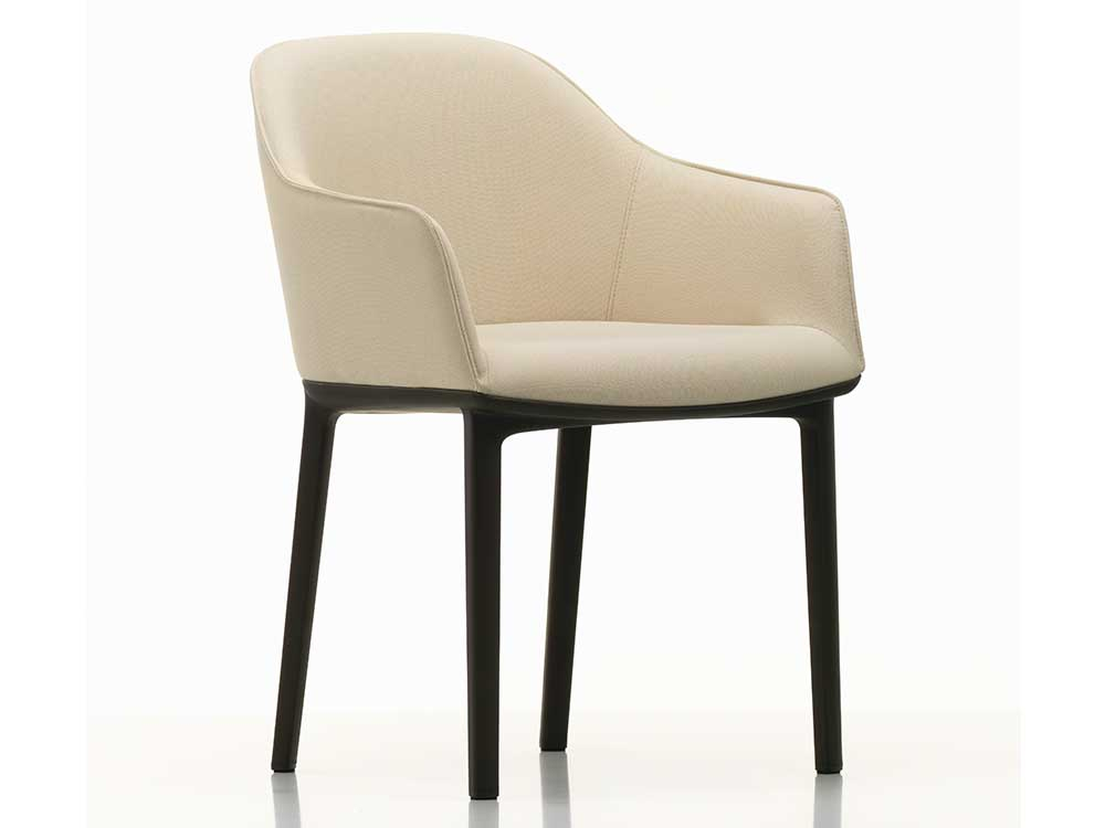 Vitra-Softshell-Chair-eetkamerstoel-naturel-leer 3