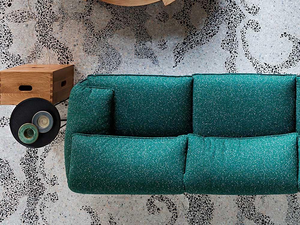 Kwaliteits Leren Bankstel.Cassina Design Complete Collectie Cilo Interieur