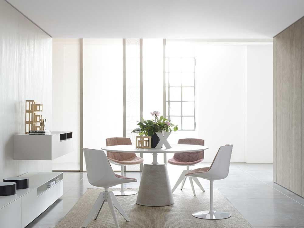 mdf-italia-flow-chair-stoel-wit