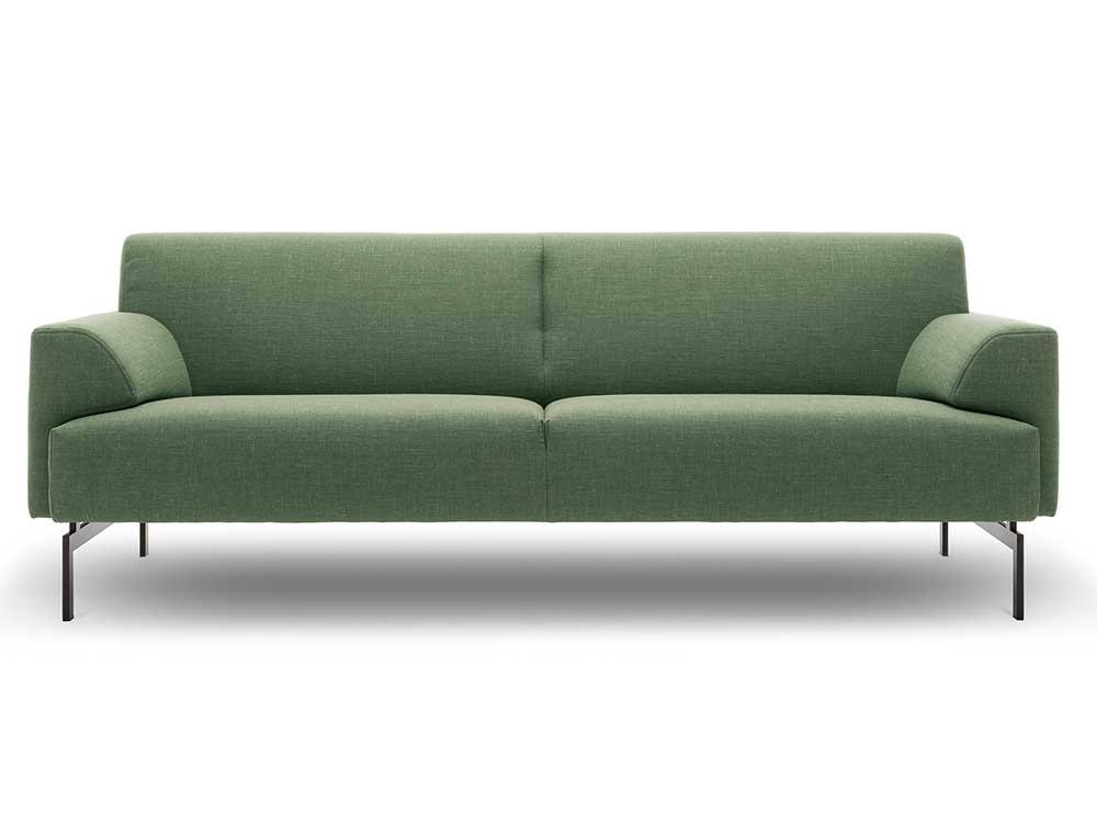 rolf-benz-bank-groen-stof