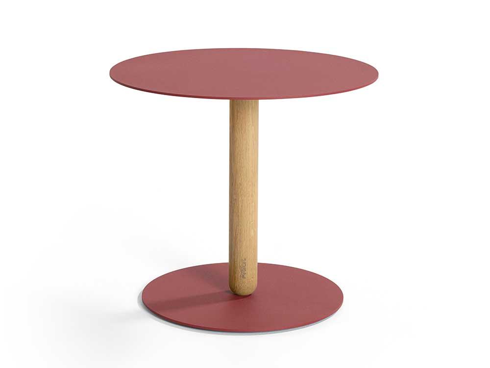 Artifort-Balans-Tafel-Rond-Rood-02