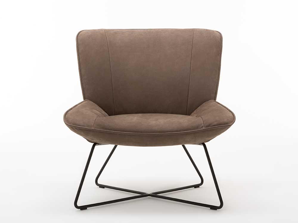 Rolf-Benz-fauteuil-383-bruin-leder