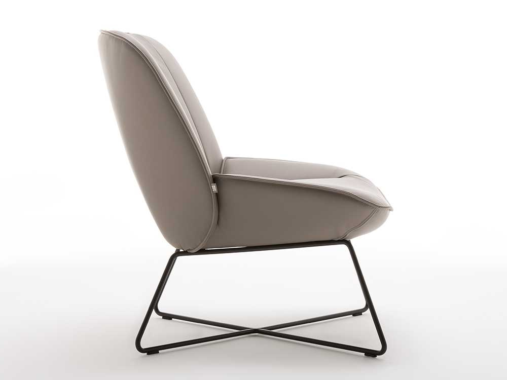 Rolf-Benz-fauteuil-383-grijs