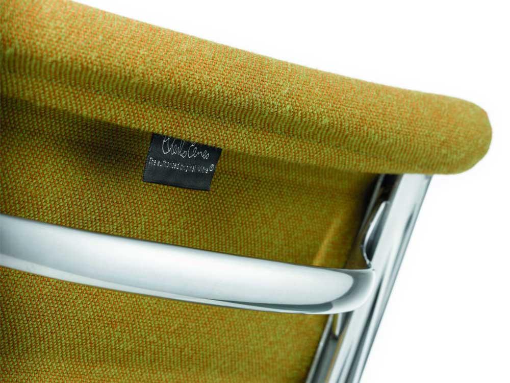 Vitra-Aluminium-Chair-117-118-199-stof-geel