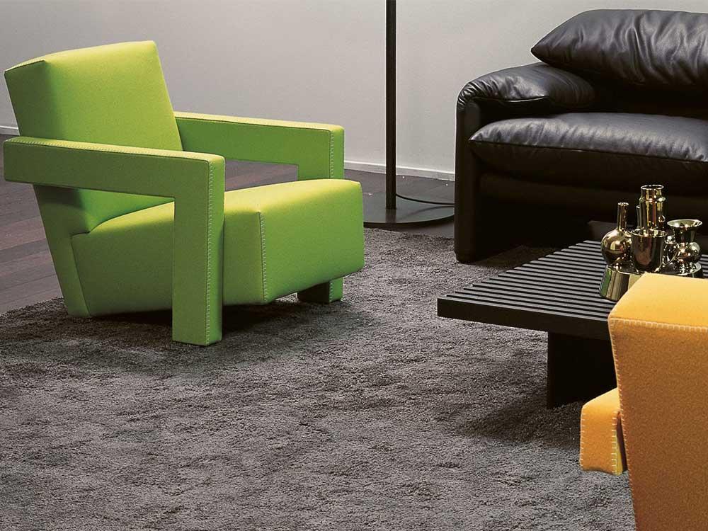 cassinautrecht-fauteuil-groen-geel-stof-sfeer