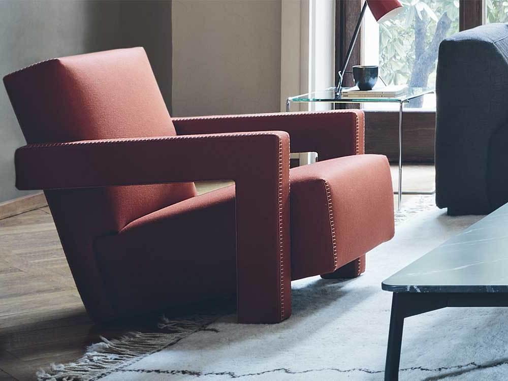 Design Stoelen Utrecht.Cassina 637 Utrecht Fauteuil Cilo Interieur