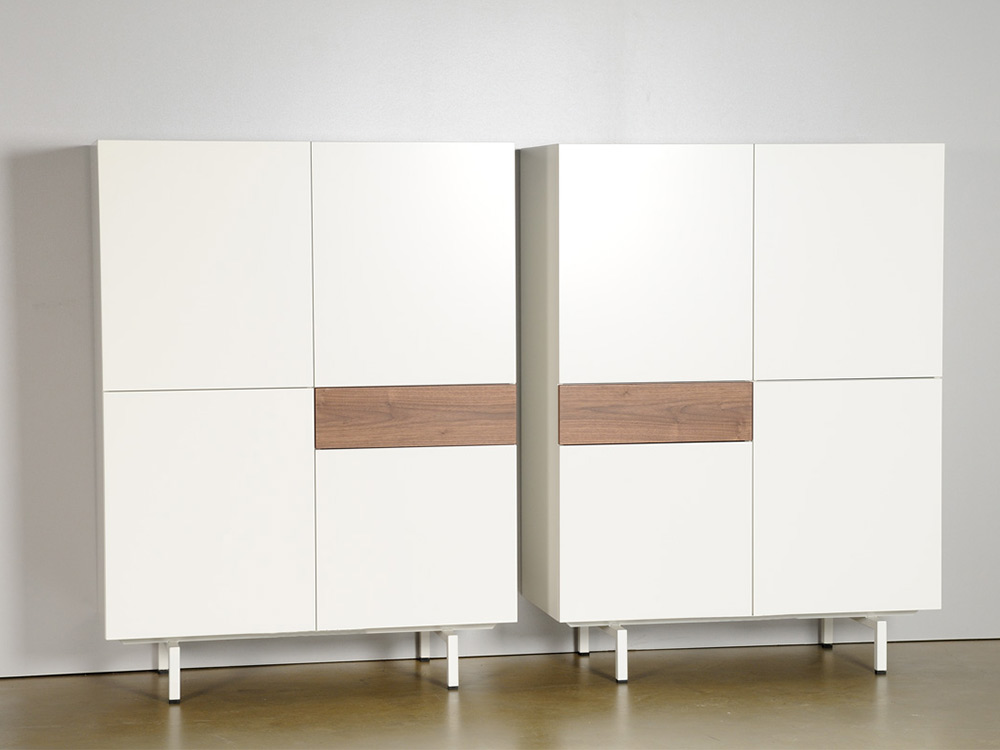 Kast Wit Hout : ≥ etor vitrinekast wit hout met glazen deur kasten