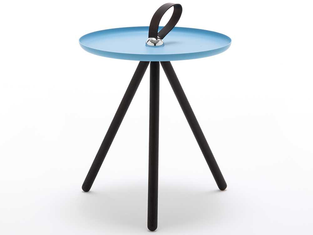 rolf-benz-973-bijzettafel-blauw-hout