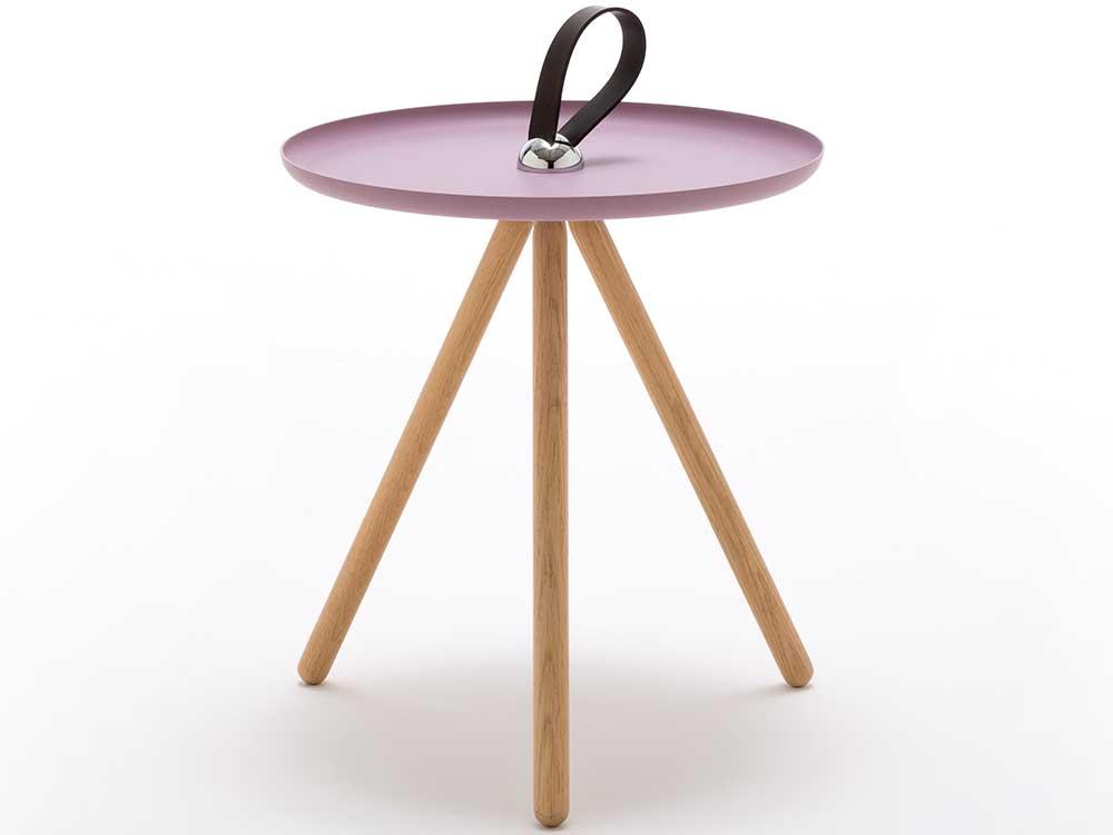 rolf-benz-973-bijzettafel-roze-hout