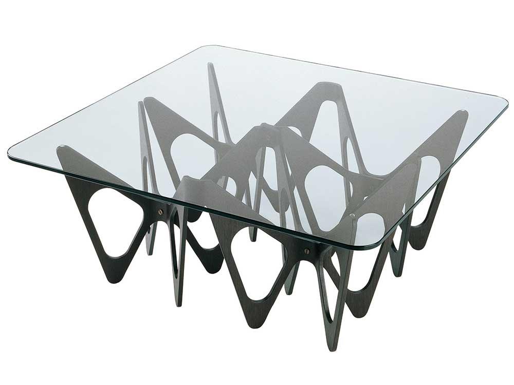 zanotta-butterfly-salontafel-zwart-hout