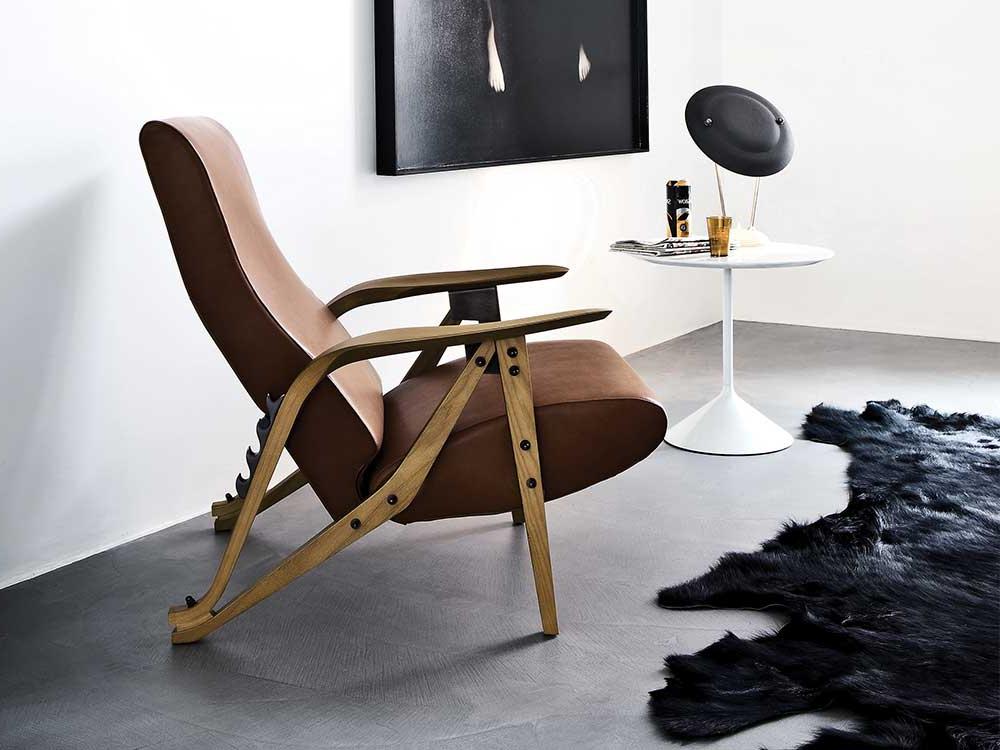zanotta-gilda-fauteuil-bruin-leer-sfeer