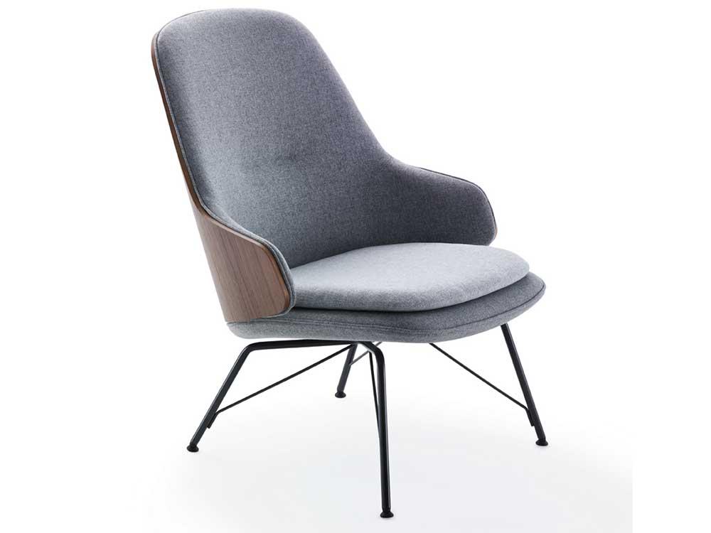 zanotta-judy-fauteuil-grijs-stof