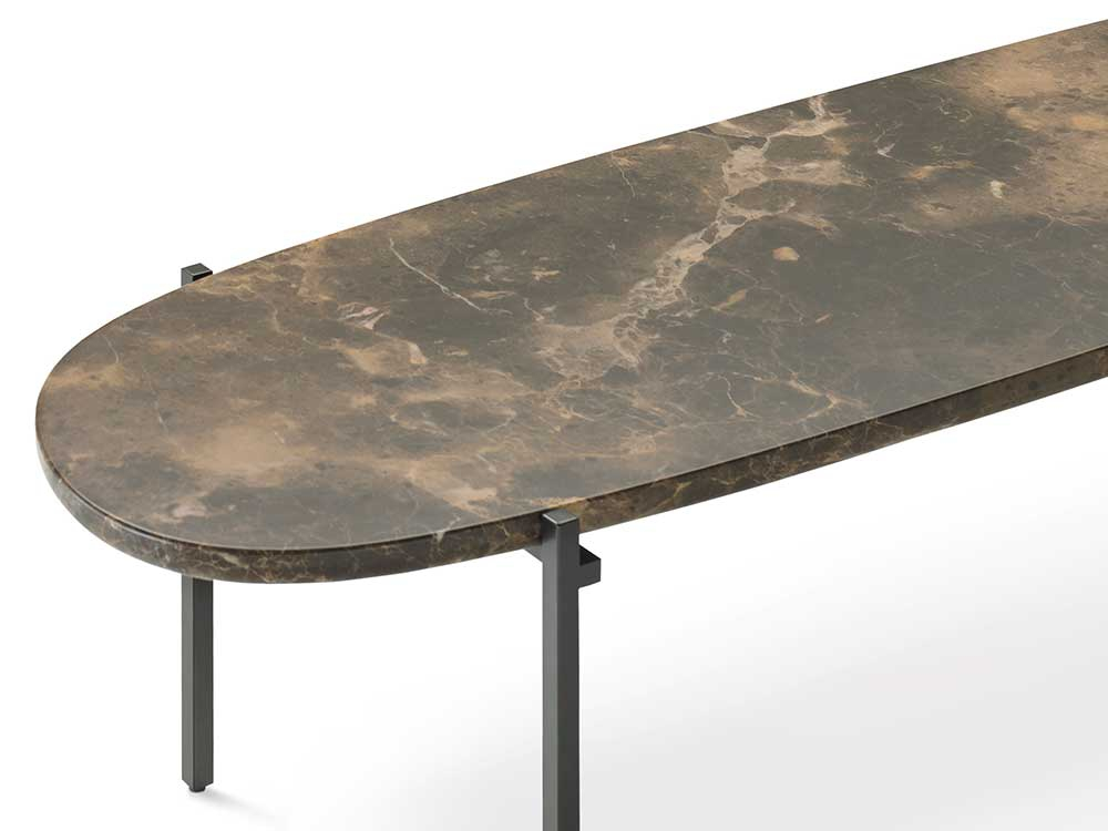 zanotta-niobe-salontafel-bruin-marmer-detail