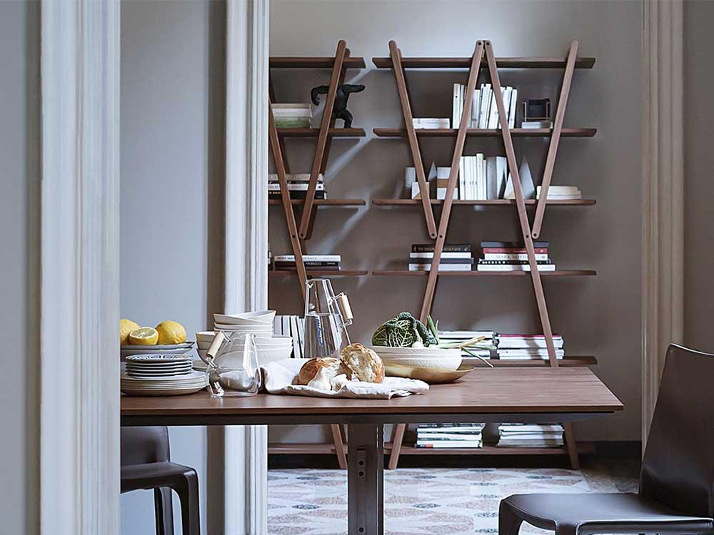 cassina-nuvola-rossa-boekenkast-bruin-sfeer