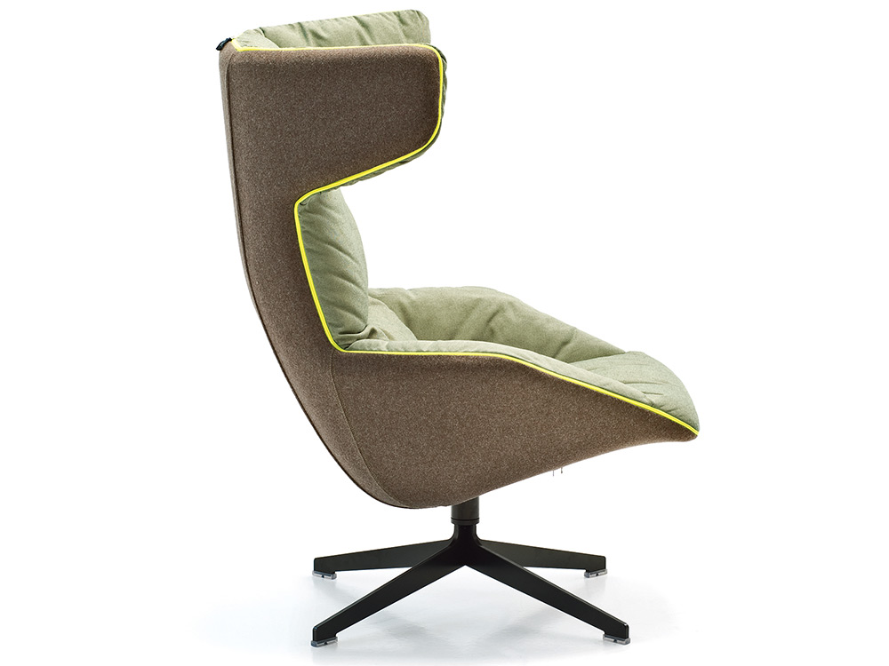 Moroso Fauteuil Take A Line For A Walk.Moroso Take A Line For A Walk Fauteuil