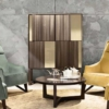 Giorgetti-Origami-kast-hout-bruin-creme-sfeer