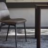 Molteni-Barbican-stof-bruin-leer