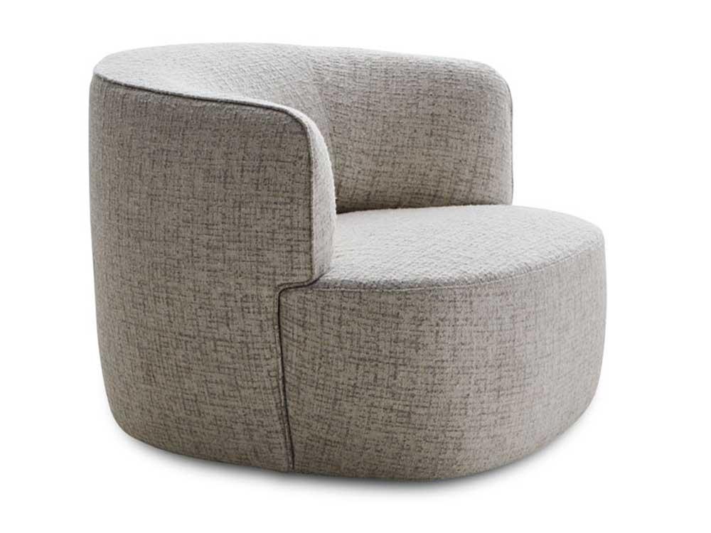 Molteni-Elain-fauteuil-stof-grijs-1