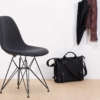 Vitra-Eames-Plastic-Side-Chair-DSR-zwart