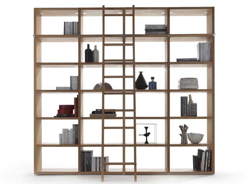 riva-wallstreet-boekenkast-bruin-hout
