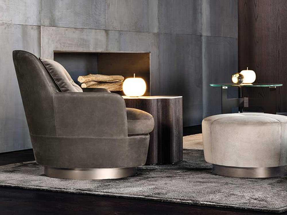 Minotti-Jacques-fauteuil-stof-bruin2