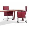 Montis-chaplin-rood-leer-tafel