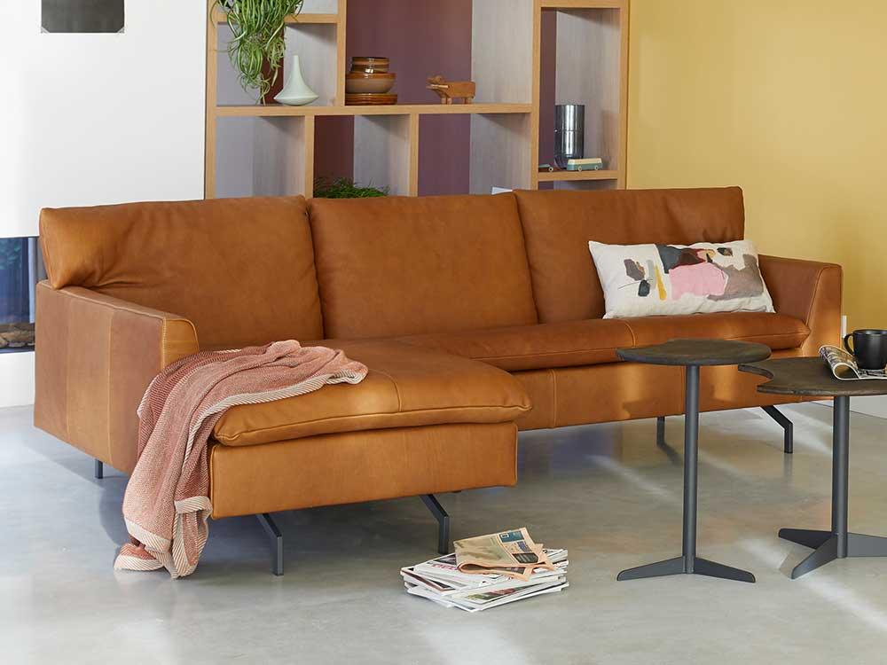 Design Hoekbank Van Leer.Label Kameo Hoekbank Cilo Interieur