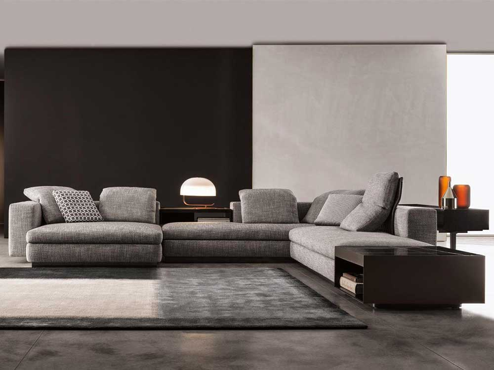 Design Bank Minotti.Minotti Yang Bank Cilo Interieur