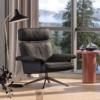 De-Sede-DS-31-fauteuil-leer-zwart