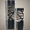 Foscarini-Tress-tafellamp-zwart