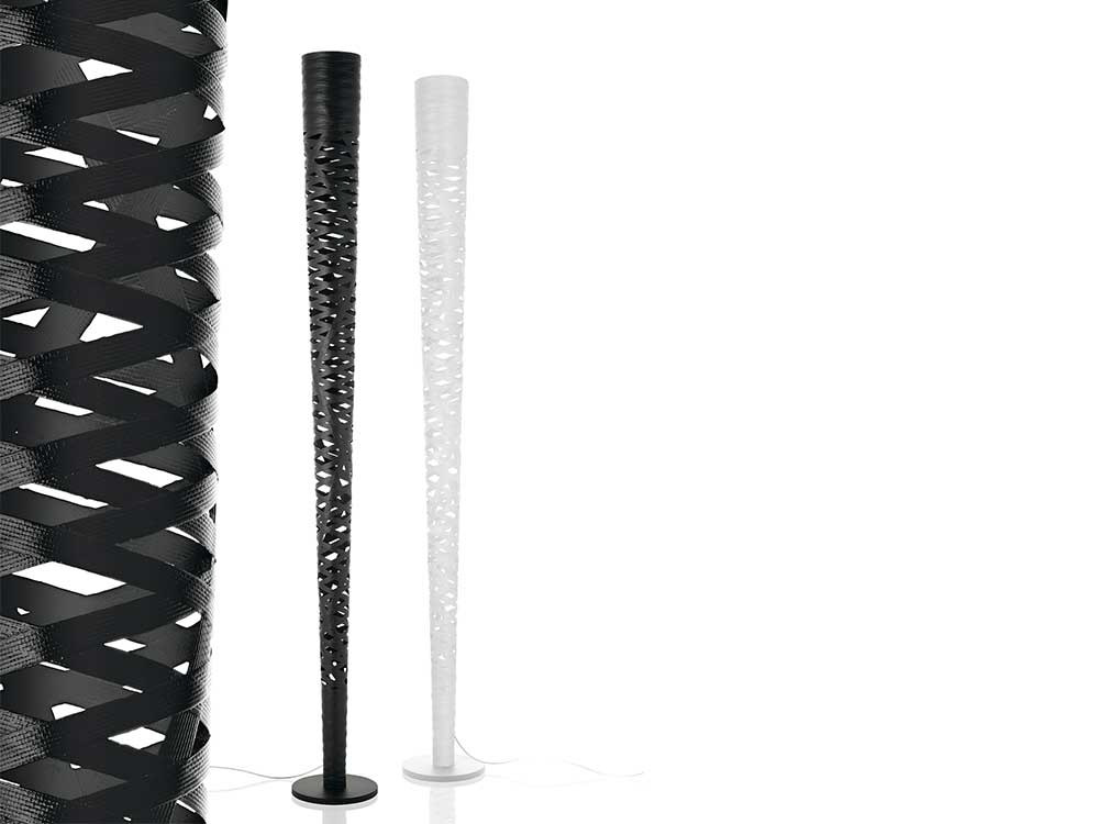 Foscarini-vloerlamp-zwart-wit-detail