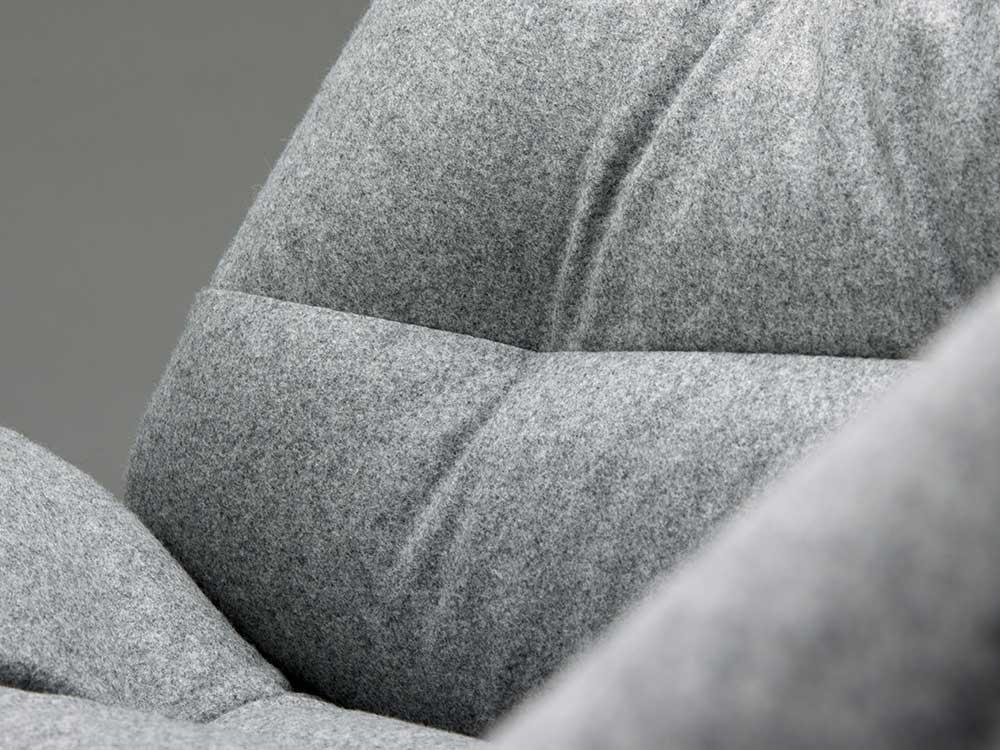 Thonet-809-fauteuil-stof-grijs-detail-2