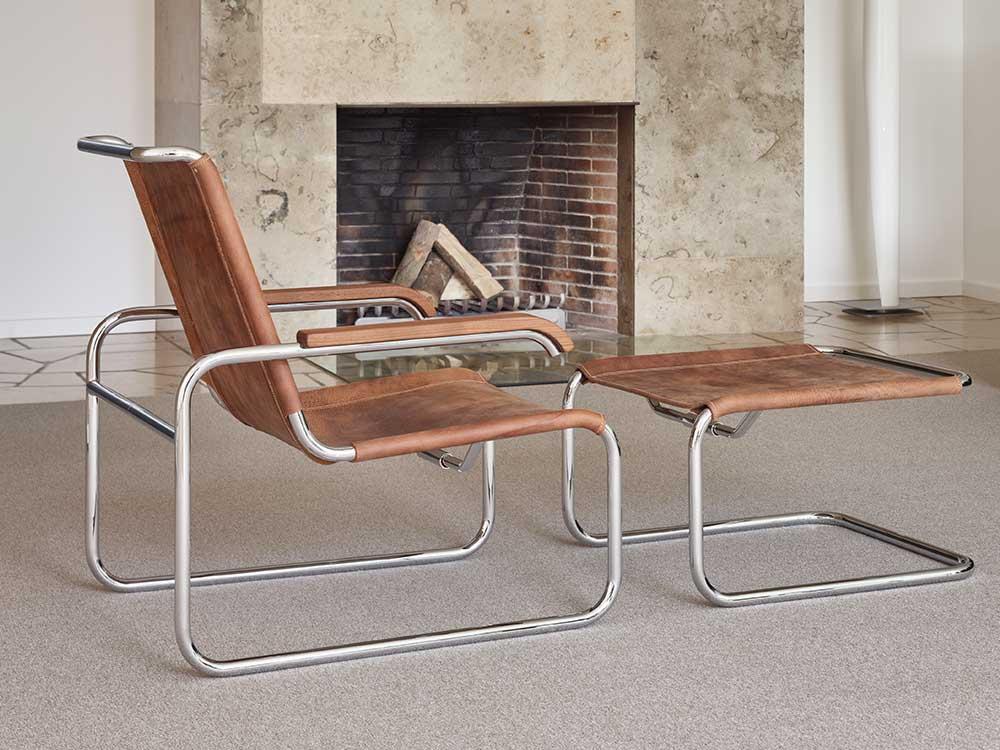 Thonet-S-35-fauteuil-leer-bruin-sfeer-2