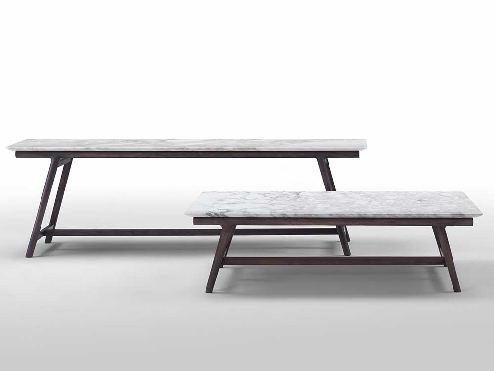 Flexform-salontafel-Giano-marmer