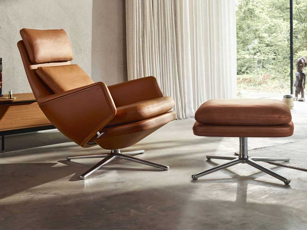 Relax Fauteuil Design.Vitra Grand Relax Fauteuil Cilo Interieur
