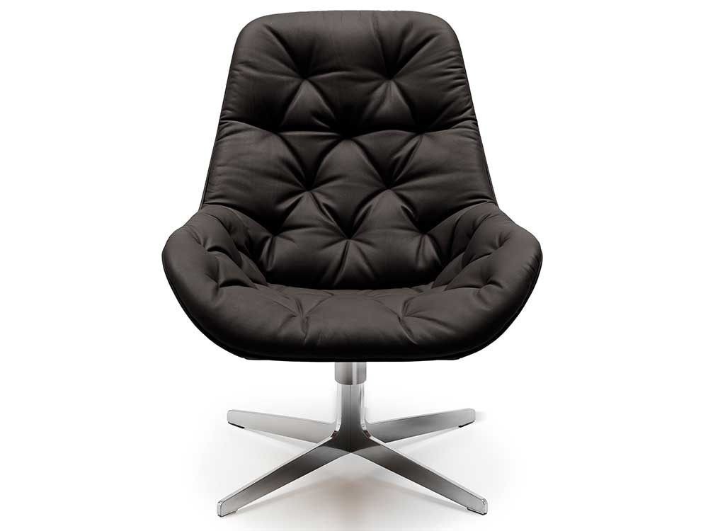 De-Sede-ds-144-Armchair-fauteuil-zwart-leer-2