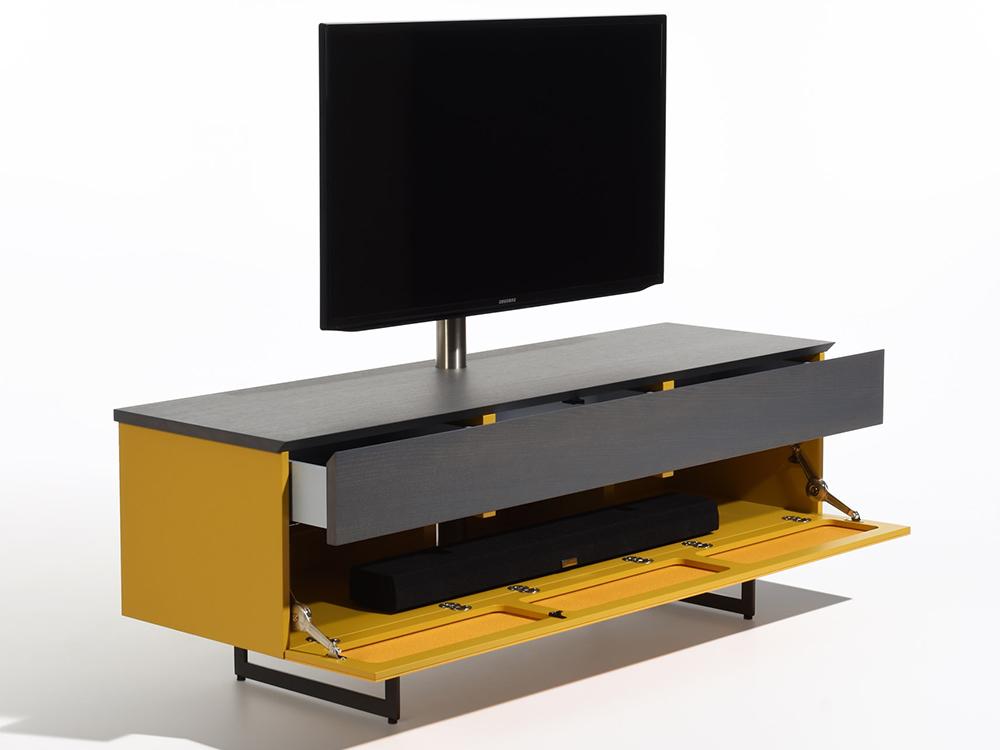 castelijn-tapa-lowboard-open-geel-zwart