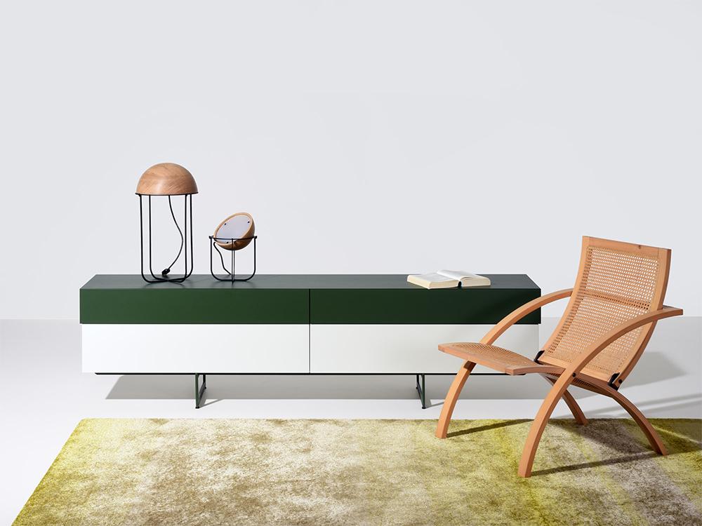 castelijn-tapa-lowboard-groen-wit