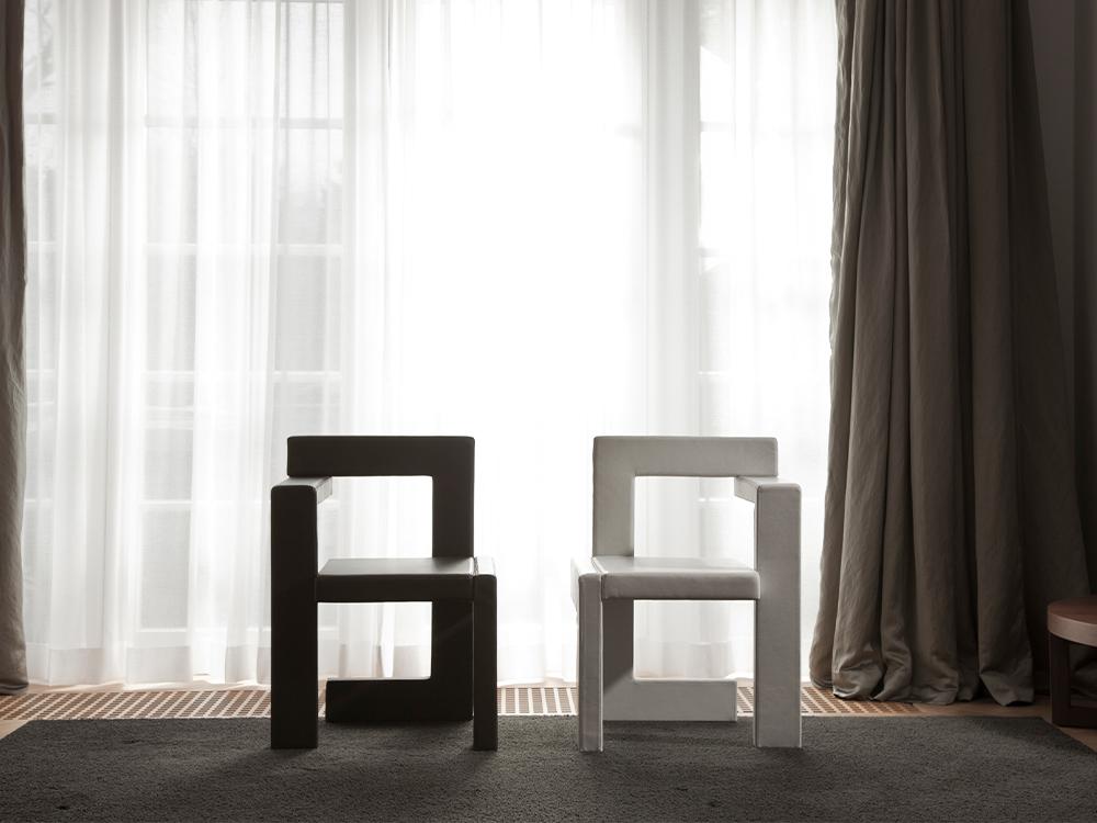 Steltman-stoel-spectrum